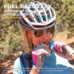 GU ENERGY GEL – Vanille – Boîte de 24 gels – Gel énergétique – Sodium – BCAA – Idéal pendant l'effort 100Kcal