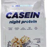 All Nutrition Poudre de Protéine de Caséine Micellaire Nugat