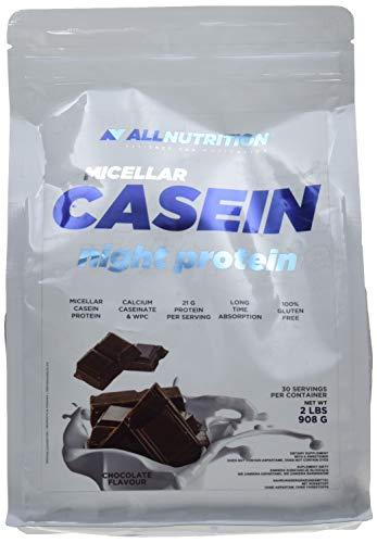 All Nutrition Poudre de Protéine de Caséine Micellaire Chocolat