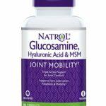 Natrol Glucosamine Acide Hyaluronique & Msm 90 Gélules