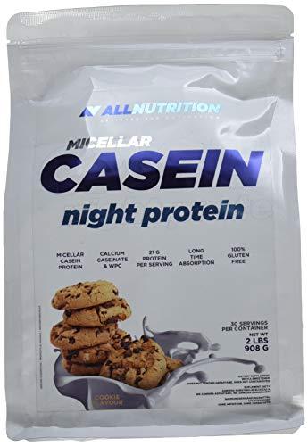 All Nutrition Poudre de Protéine de Caséine Micellaire Cookies