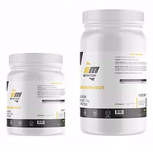 Créatine Creapure® en poudre • Pot de 500 g • Creapure® : qualité maximale • Label certifié • Pureté maximale • Efficacité scientifiquement prouvée • Certifiée Antidopage • AM Nutrition