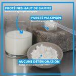 Nutrimuscle – Isolat de Caséine Micellaire 92% Chocolat – 500 g