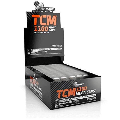 Olimp TCM Mega Caps Blister Box Créatine