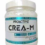 ProActive Worldwide Nutrition, Crea M 500g – creatine monohydrate powder (Citron)
