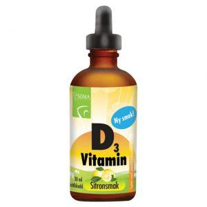 d vitamin mangel symptomer