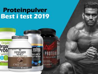 proteinpulver 2019 best i test