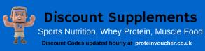 Protein Discount Voucher Codes