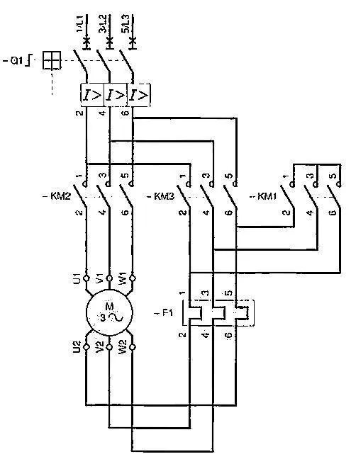 wye delta motor starter wiring diagram  free vehicle wiring