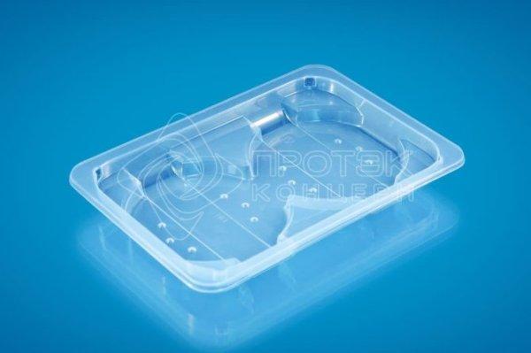 Упаковка для мясных полуфабрикатов ПР-Л-210х148х23 С2 ...