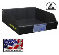 38911 Plastek™ Open Bin Box