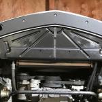Protektskidplates Com Bmw Z3 Roadster 95 97 Front Bumper Skid Plate