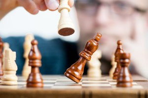 project sales strategy chess