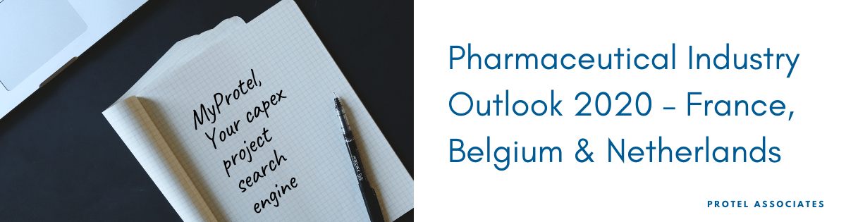 Pharmaceutical industry in France, Belgium and The Netherlands