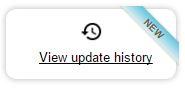 myprotel changes update history button myprotel