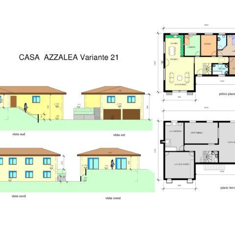 Casa Azzalea