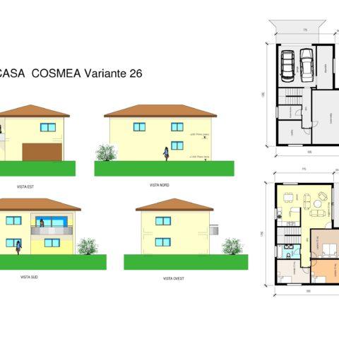 Casa Cosmea