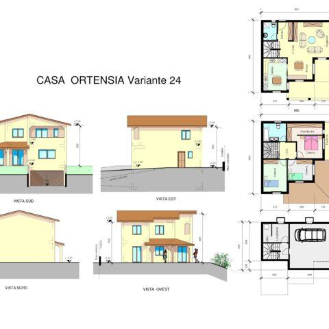 Casa Ortensia