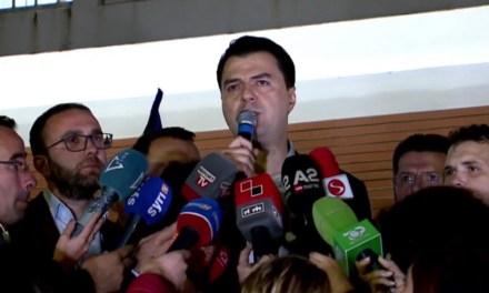 Lulzim Basha: E sotmja e ka ndarë Shqipërinë me thikë