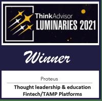 Luminaries 2021 - Winner