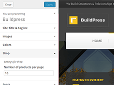 Real-time WP Customizer buildpress - opis 16 - BuildPress — Construction Business WP Theme v2.1.0 (2015-03-17)