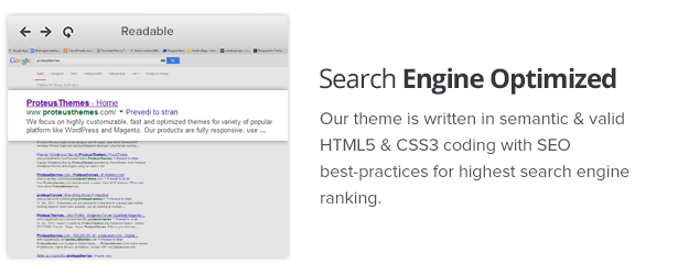 Search Engine Optimized