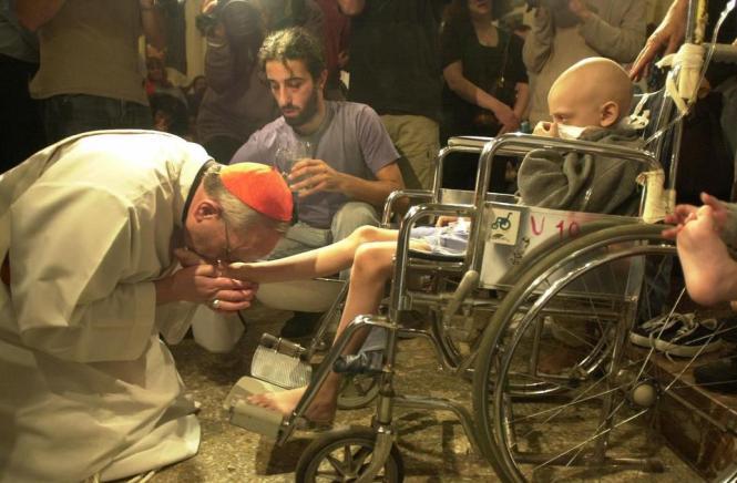 Francisco ha destacado como Cardenal por su defensa de los pobres y más desvalidos.