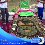 Tomb Hazrat Owais Karni R.A