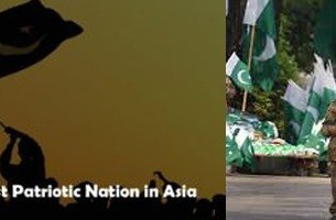 PATRIOTIC NATION