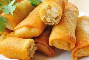 Instant Chicken Roll Recipe homemade for Iftaar,