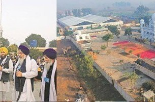 Kartarpur transit in record time