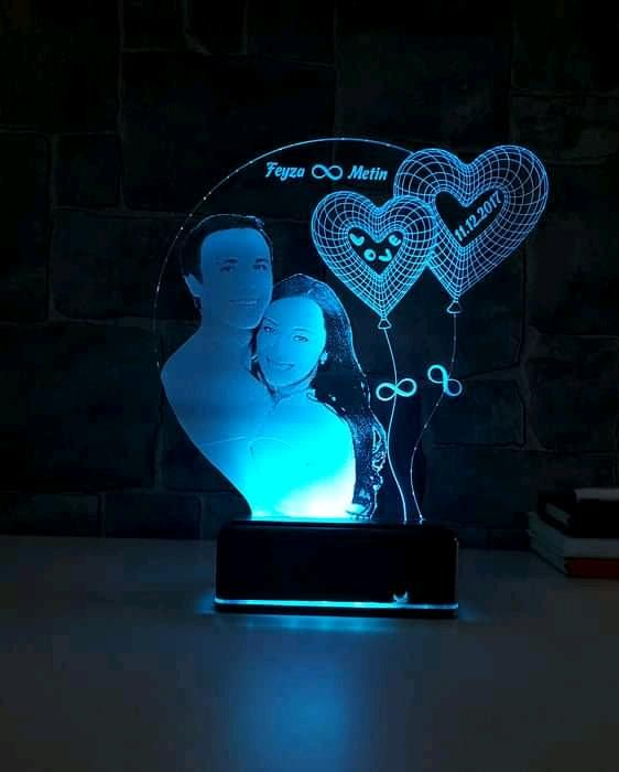 Customized Table LED Lamp