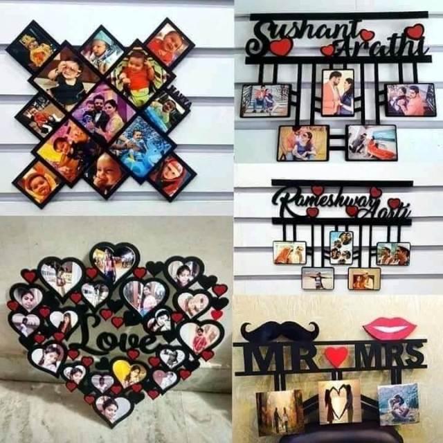 Customized Acrylic Wall Frame