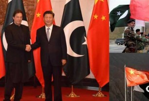 China-Pakistan relations