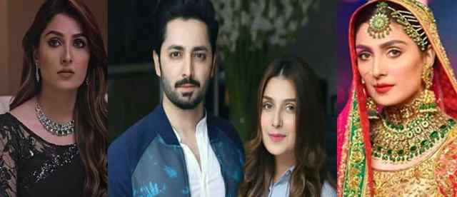 Ayeza Khan is set the internet flash with the new Instagram update