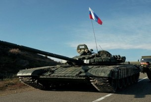 FIRST PEACEKEEPERS DEPLOYED TO THE KARABAKH RUSSIA REPORTS