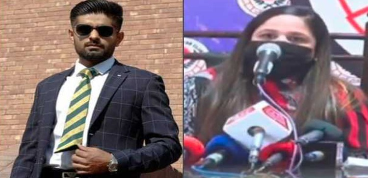 HAMZA MUKHTAR CLAIMS TO HAVE SPENT CRORES OF RUPEES TO GET BABAR AZAM TO HIS EXISTING POSITION
