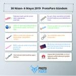 30 Nisan- 6 Mayıs 2019 En Yeni 10