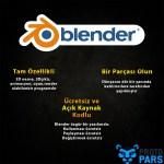 Blender Programı Bize Ne Tür Avatajlar Sağlıyor?