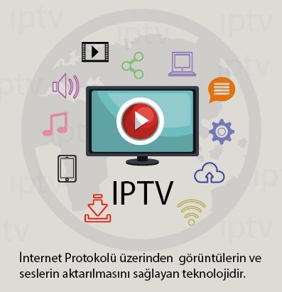 IPTV (İnternet Protokol Televizyonu) Nedir?
