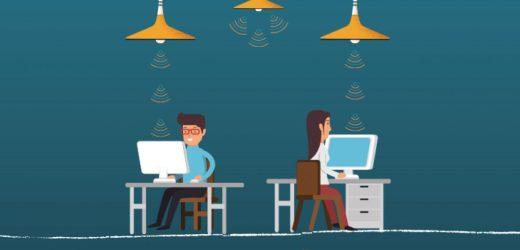 Li-Fi: Işıkla İnternete Erişim Sunan Teknoloji