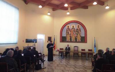 Evocarea pr. academician Ioan Lupaș
