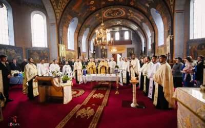 Cerc preoțesc la Mănăstireni