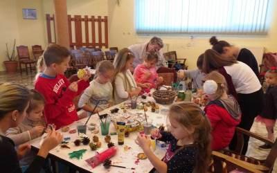 Atelier de pictură, creație și socializare