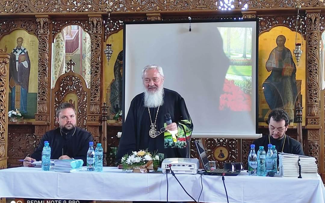 Conferință preoțească de primăvară în Protop. Huedin