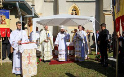 Binecuvântare arhierească în Parohia Bedeciu