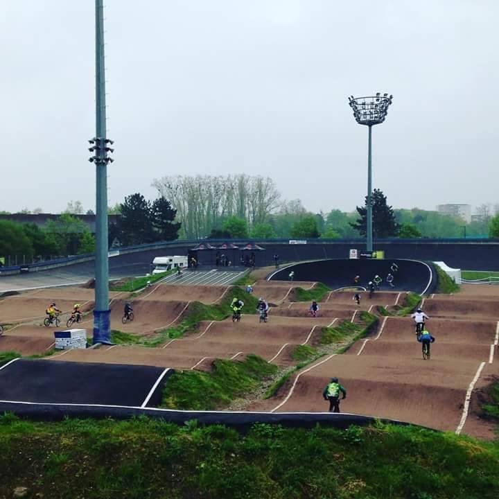 Le BMX de Strasbourg