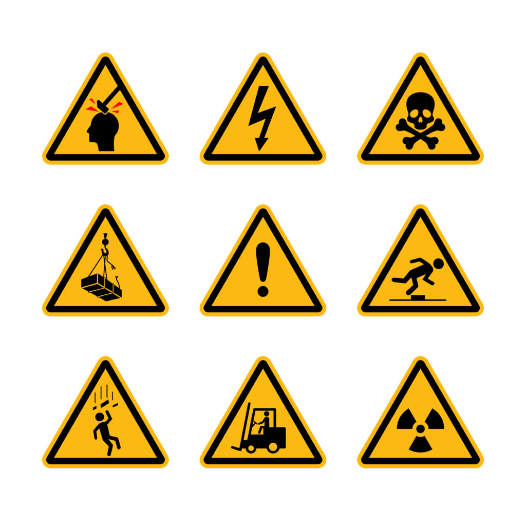 A Hazard Is Anything With The Potential To Cause Harm Like