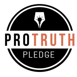Pro-Truth Pledge Logo