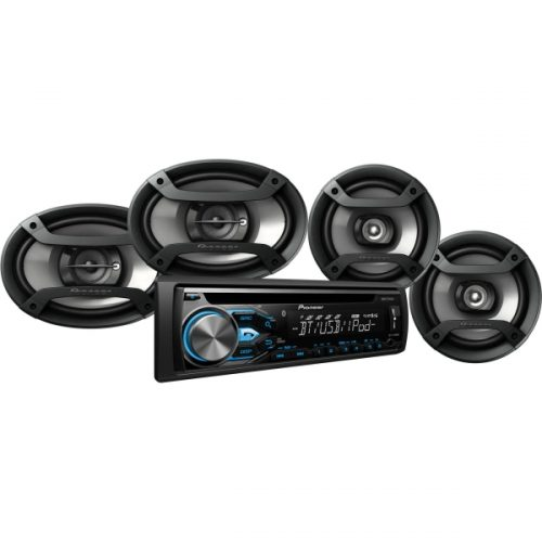 In Car Audio Equipments